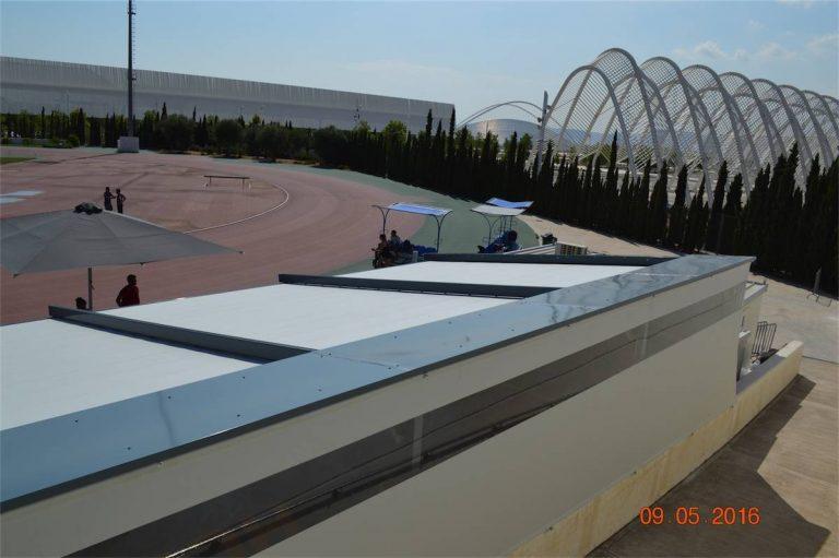 Περγκοτέντα στο Ολυμπιακό Στάδιο | Tentagon