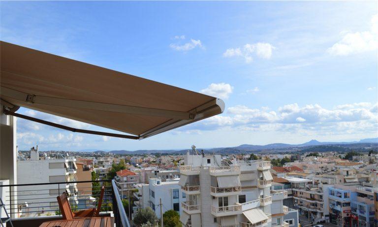 Τέντες με βραχίονες στην Παλλήνη | Tentagon